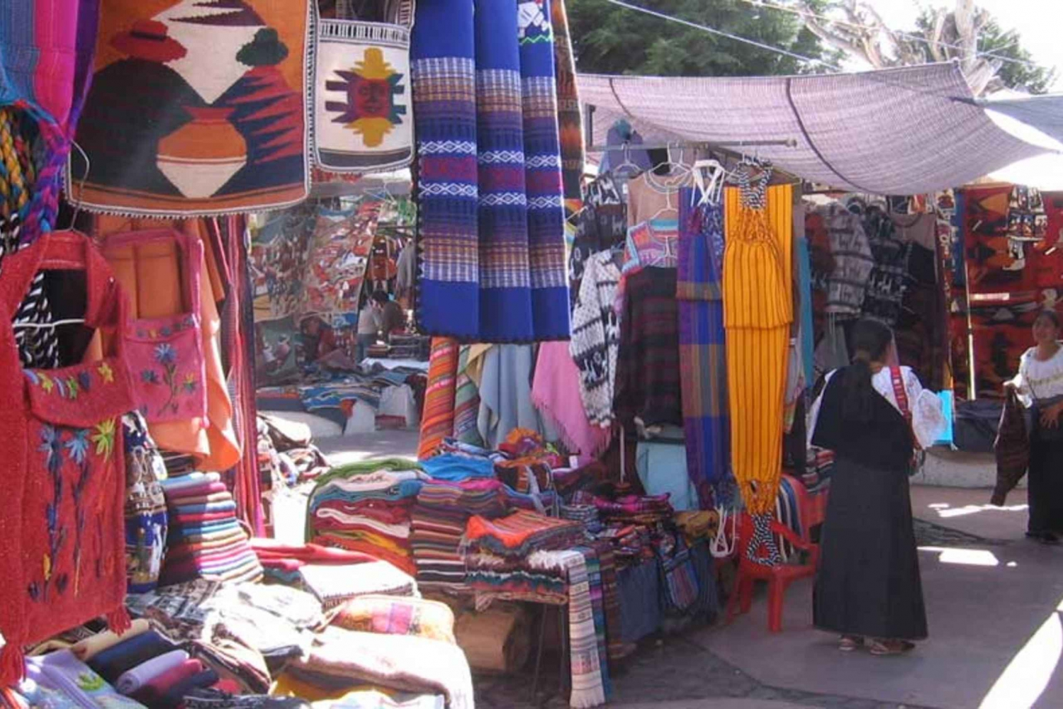 From Quito: Otavalo Indigenous Market Tour