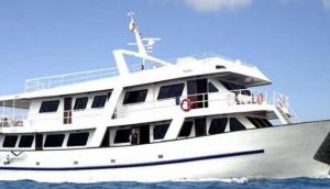Galapagos Voyager Yacht