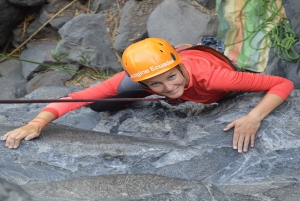 Half-Day Guided Rock Climbing Tour