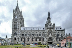 Historic Quito and Craft Beer Tour