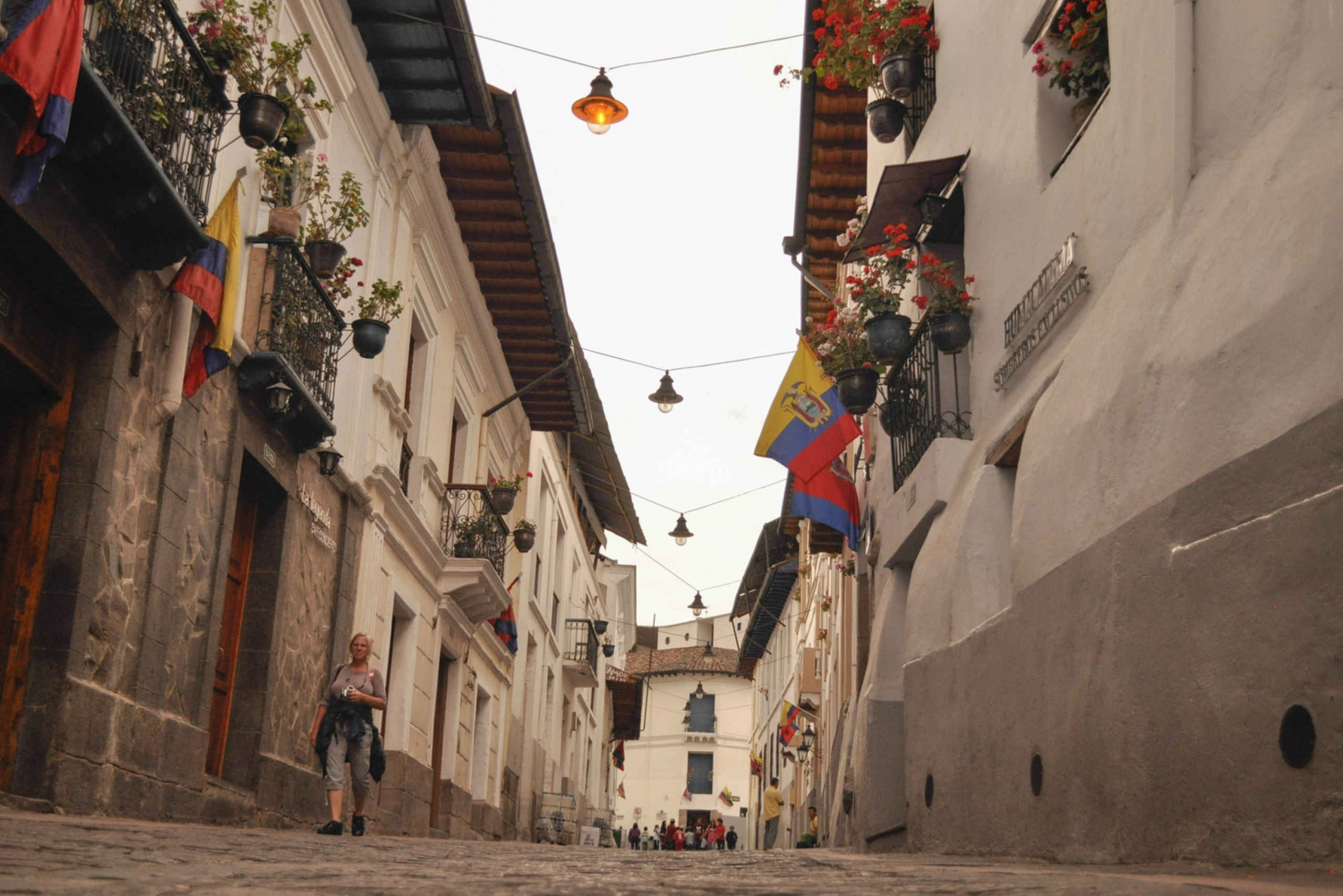 History, Traditions and Urban Legends of Quito