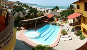 Hotel Cielo Azul Atacames
