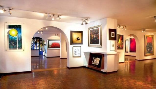 Imaginar Casa de Arte Quito