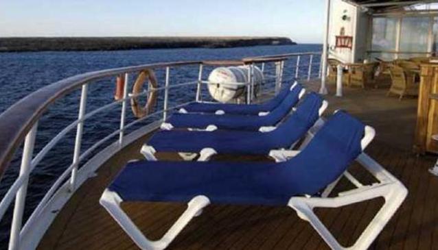 Isabela II Yacht in Ecuador | My Guide Ecuador