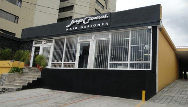 Jorge Cisneros Hair Designer