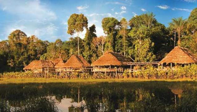 Kapawi Ecolodge and Reserve