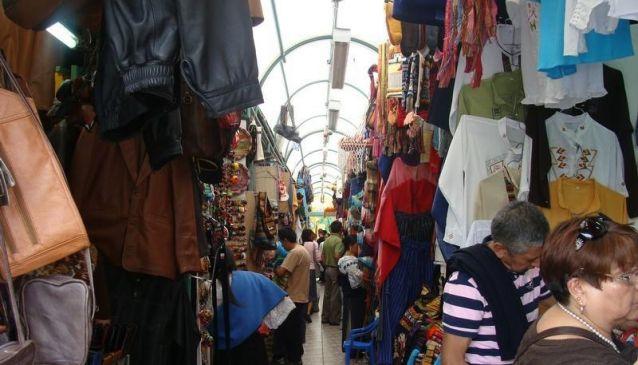 Mercado Artesanal de la Mariscal