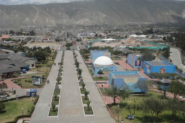 Mitad del Mundo Half Day Tour from Quito