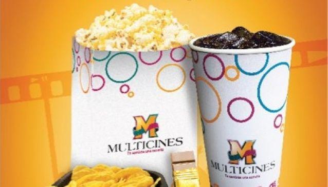 Multicines Quito