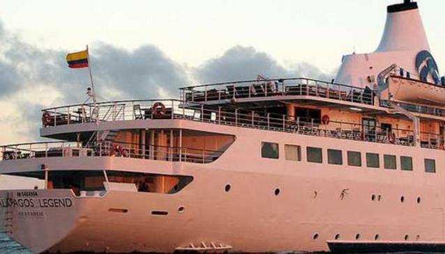 MV Galapagos Legend