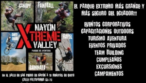 Nayón Xtreme Valley