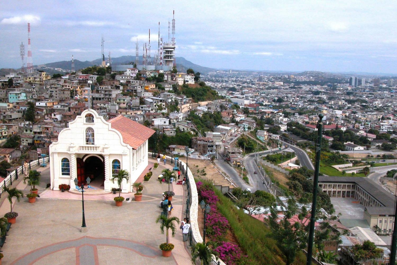 Panoramic Guayaquil