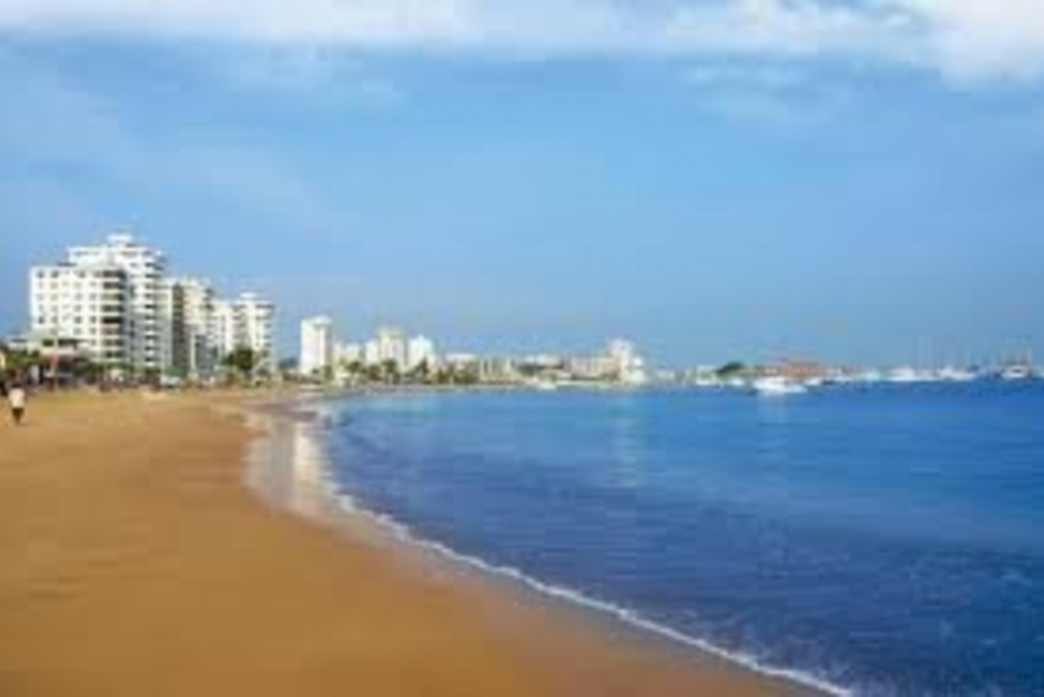 Private Tour to Salinas Beach from Guayaquil