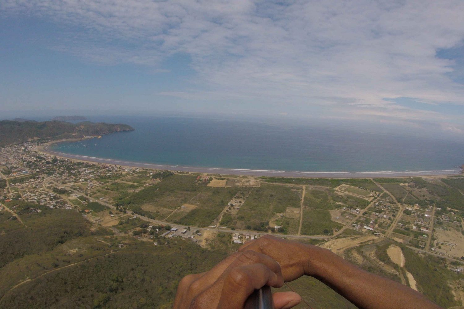 Puerto Lopez: Paragliding Experience