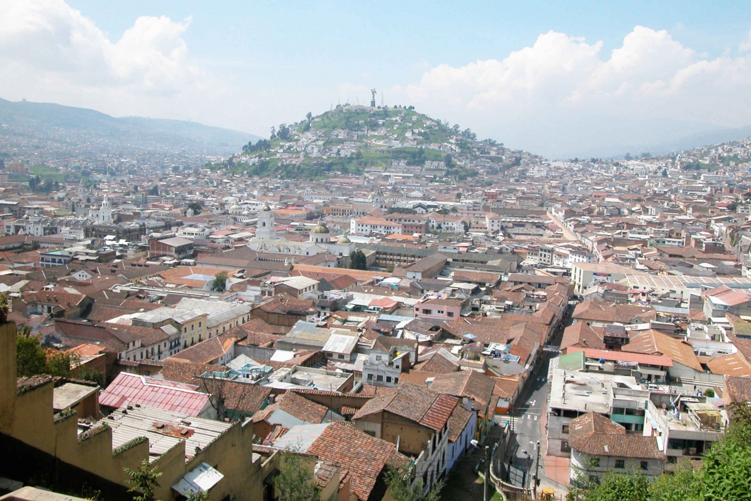 Quito: 4-Day in-Depth Tour with Equatorial Monument