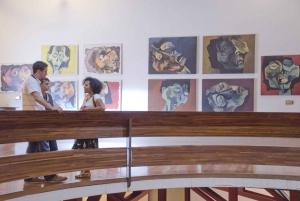 Quito: Capilla del Hombre and Guayasamín House Museum