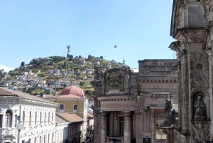 Quito: City Highlights and Food Tour
