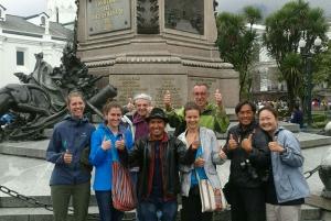 Quito City Sightseeing and Mitad del Mundo Tour