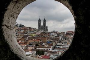 Quito City Tour & Capilla del Hombre Art Museum