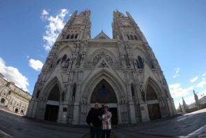 Quito: City Tour, Teleferico & Pichincha Volcano Hike