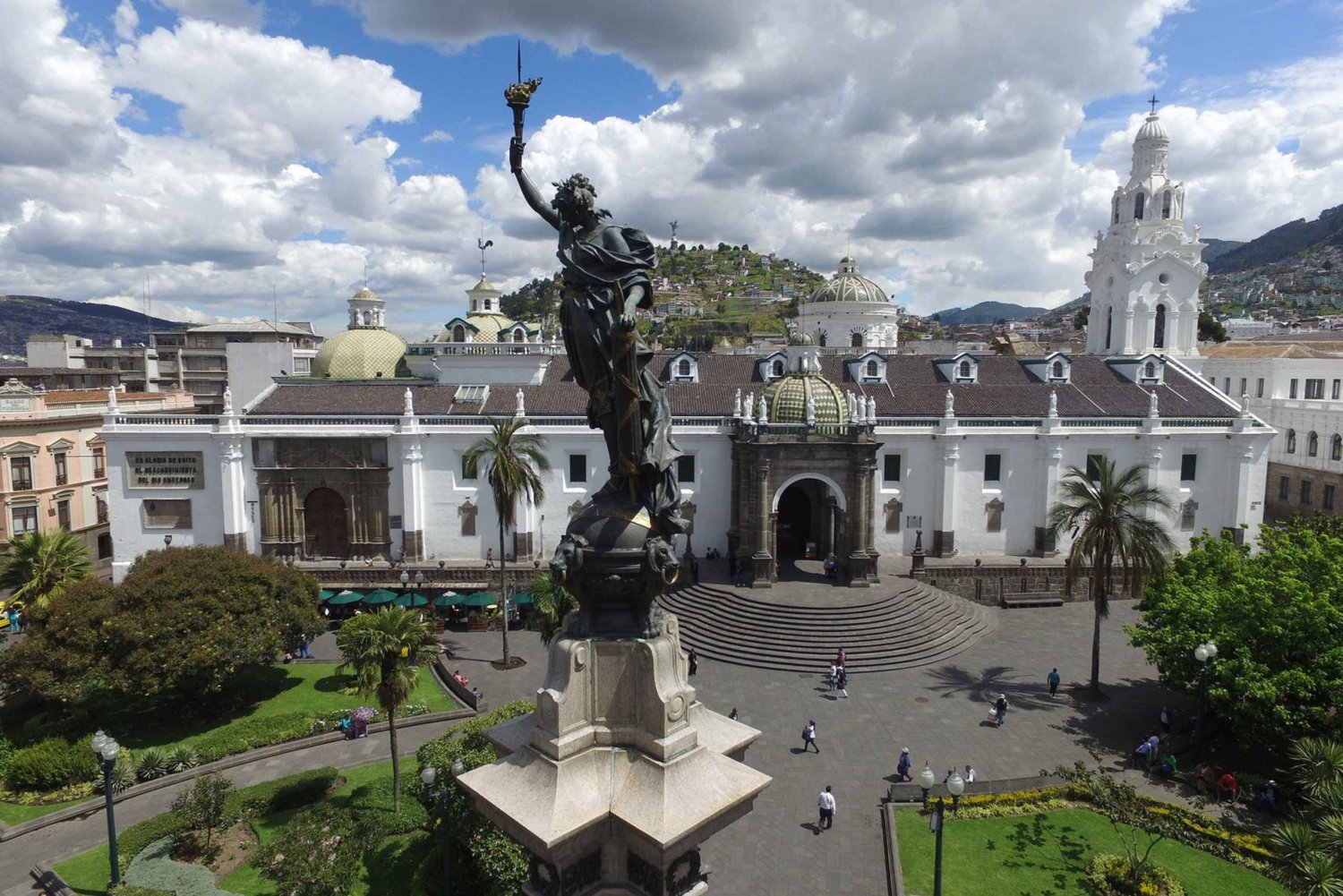Quito: Culture, Traditions, and Andean Cooking Class