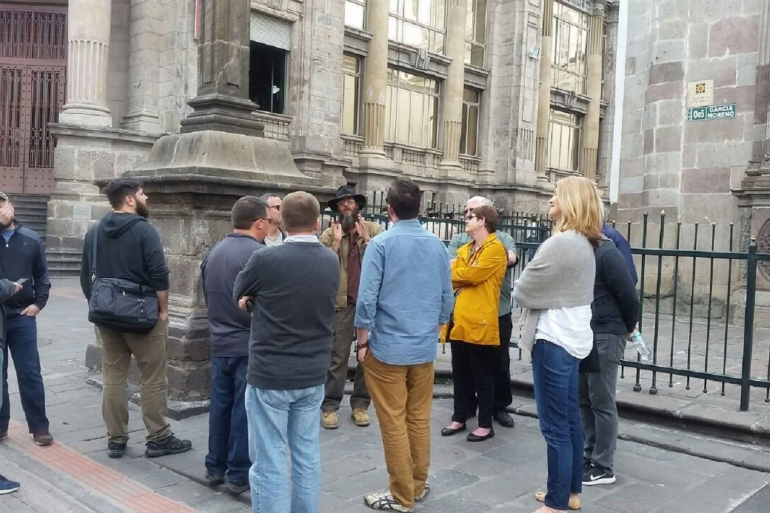 Quito Discovery Walking Tour