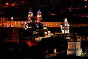 Quito: Historic Day and Night Tour