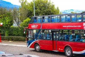 Quito Hop-on Hop-off City Bus Tour