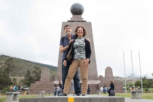 Quito: Middle of the World Tour with Tickets