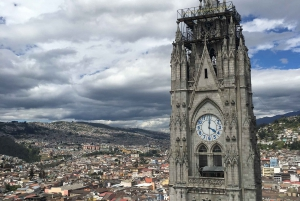 Quito: Old Town and Middle of the World Tour.