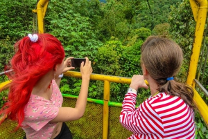 Quito: Private Mindo Cloud Forest Tour with Cable Car Ride