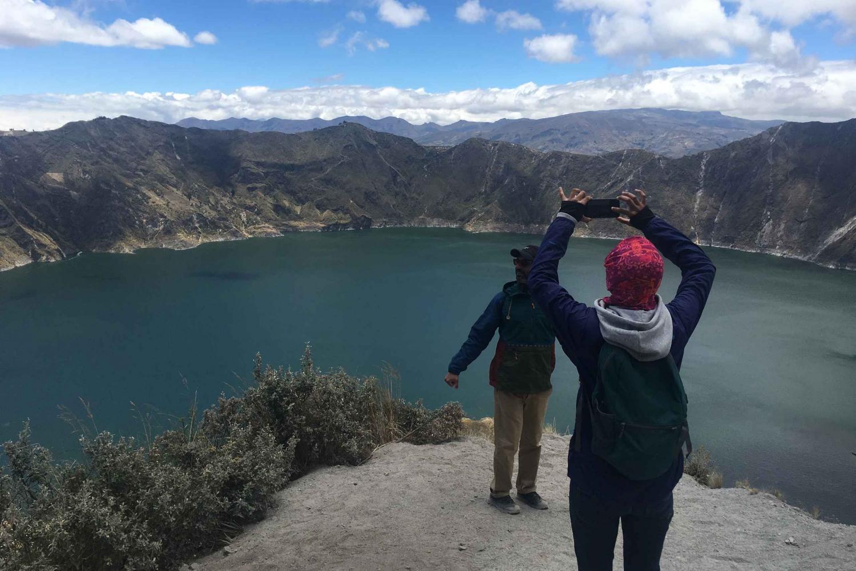 Quito: Quilotoa Adventure Tour