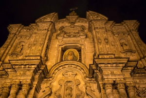 Quito: Urban Legends of Quito by Night