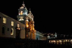 Quito: Urban Legends Private Night Tour