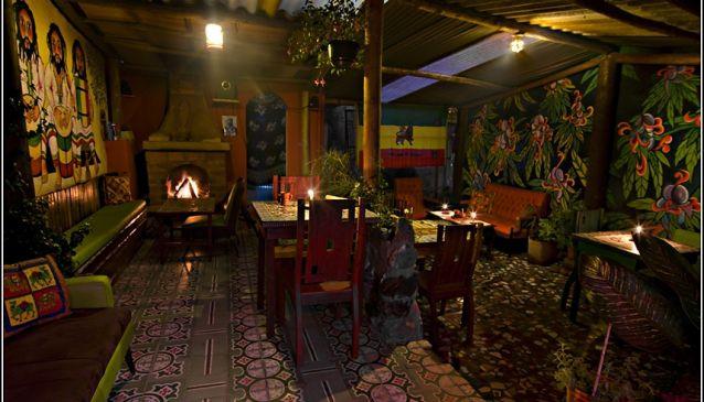 Sativa Studio Cafe