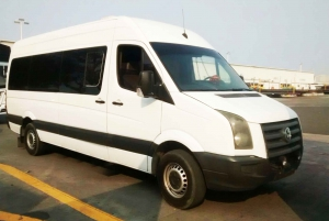 Shuttle Guayaquil to Montañita Beach