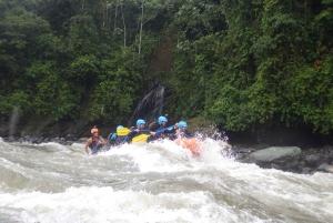 Tena: Full-Day Whitewater Rafting on the Jatun Yacu