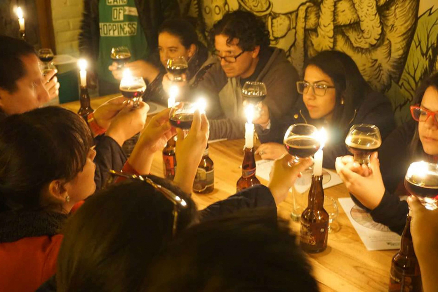 The Original Quito Craft Beer Tour