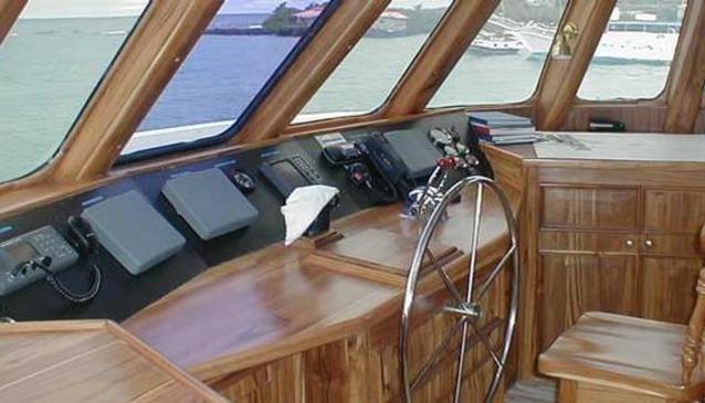 Tip Top III Yacht