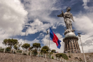Traditions of Quito, Gastronomy, and the Craft Beer Tour
