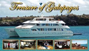 Treasure of Galapagos Yacht