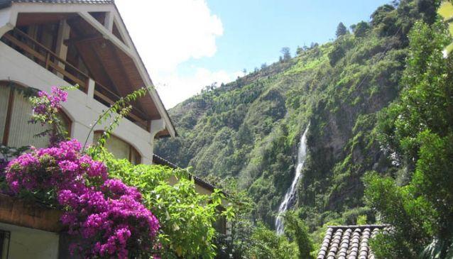 Volcano Hotel Baños