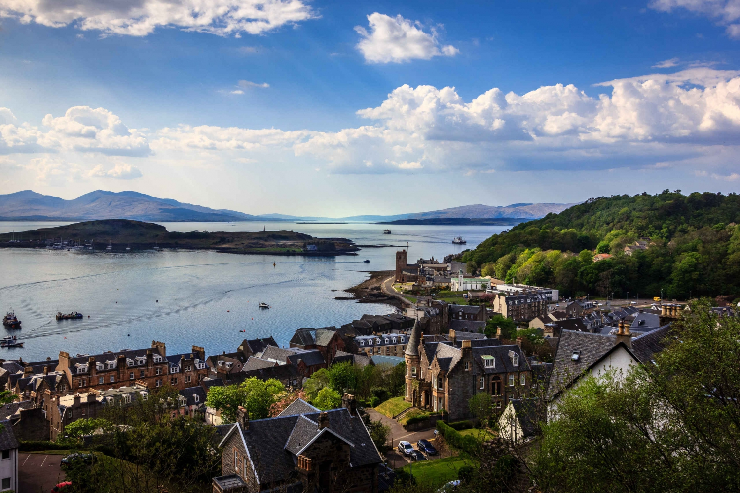 5 Day Tour of the Highlands and Nearby Sights
