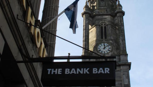 Bank Hotel and Bar
