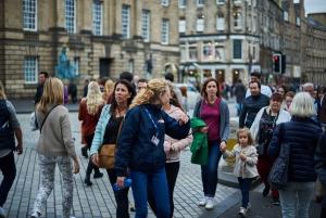 Edinburgh: 2-Hour Nighttime Ghost Tour