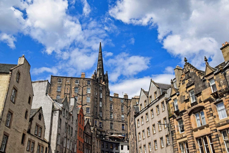 Edinburgh 2-Hour Private Walking Tour