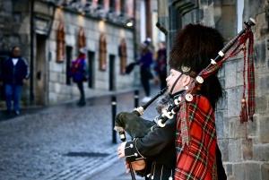 Edinburgh: 3-Hour Guided Secret Food Tour