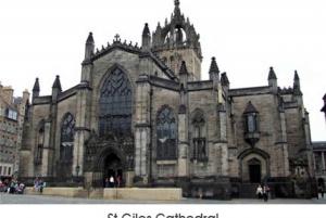 Edinburgh: 3-Hour Guided Walking Tour