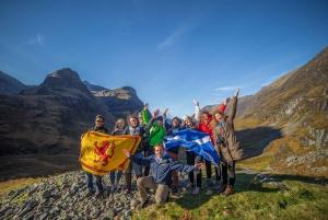 Edinburgh 5-Day Tour of Loch Ness, Isle of Skye & Highlands