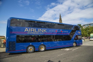 Edinburgh Airport: Bus Transfer